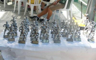 Entrega Trofeos Temporada 2007-2008