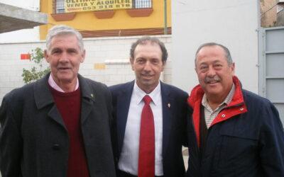 """Cuando Enrique Castro """"Quini"""" visitó la Unión Deportiva La Mosca"""
